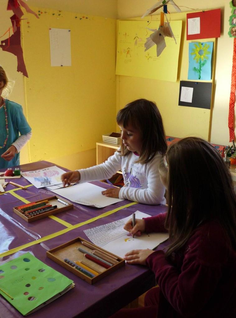 Tagesablauf - Montessori Kindergarten Frasdorf